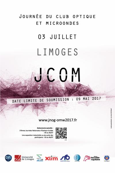 Affiche jcom2017 40x60