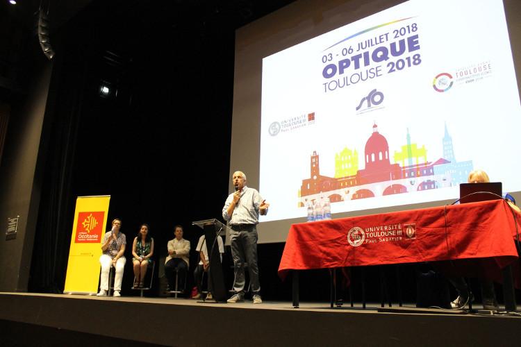 OPTIQUE Toulouse - vidéos des conférences plénières en ligne