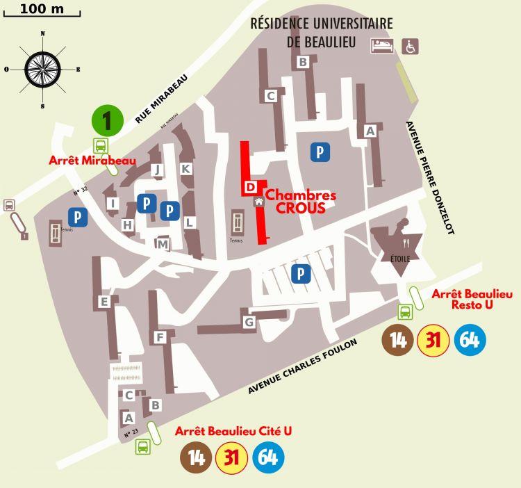 Résidence Universitaire