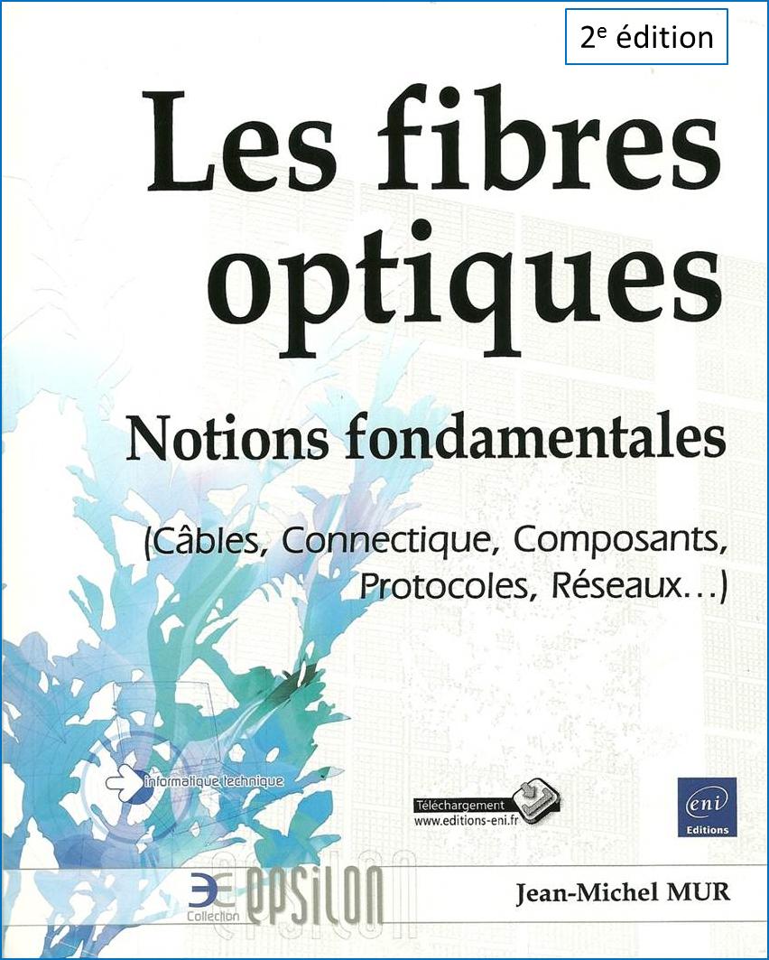 Mur fibres optiques