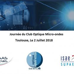 JCOM 2018 - Toulouse