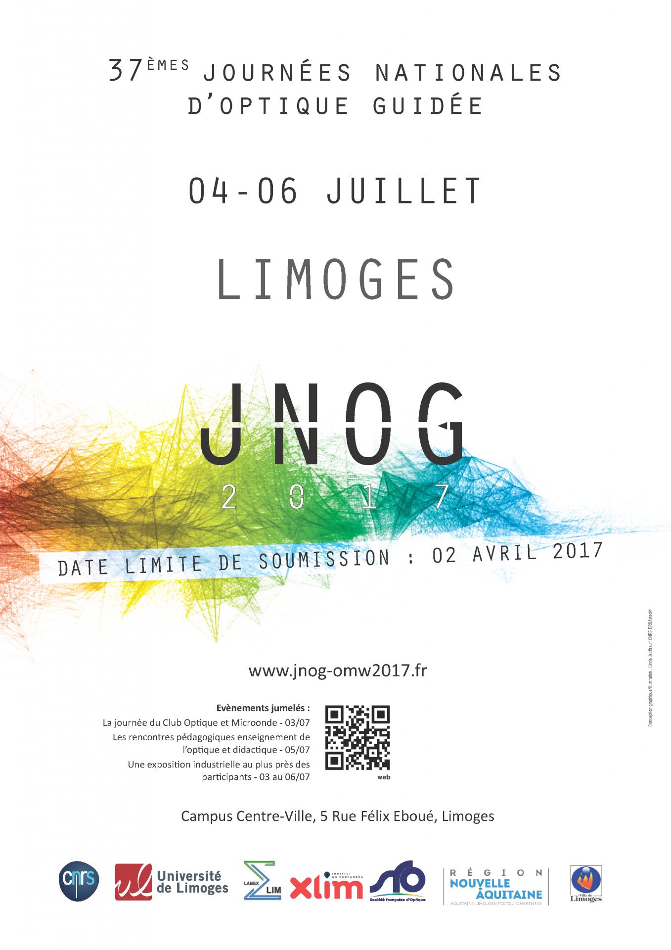 Affiche jnog2017