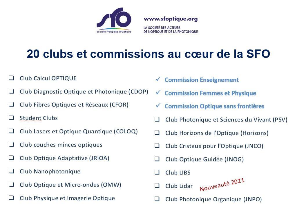 Clubs sfo 2021