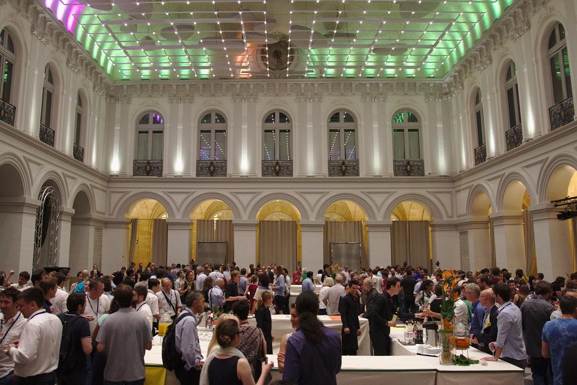 Diner de gala OPTIQUE Bordeaux 2016 (credits C.Eustache)