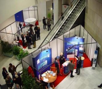 Hall exposition - Palais des congrès Dijon