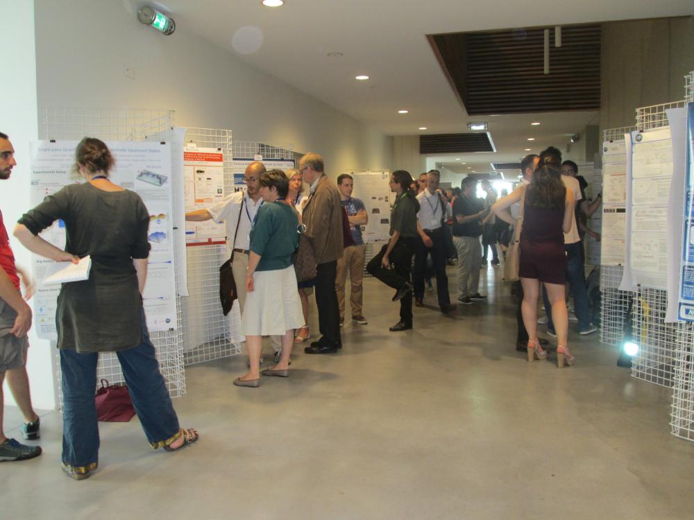 Session Poster - Congrès OPTIQUE Bordeaux 2016