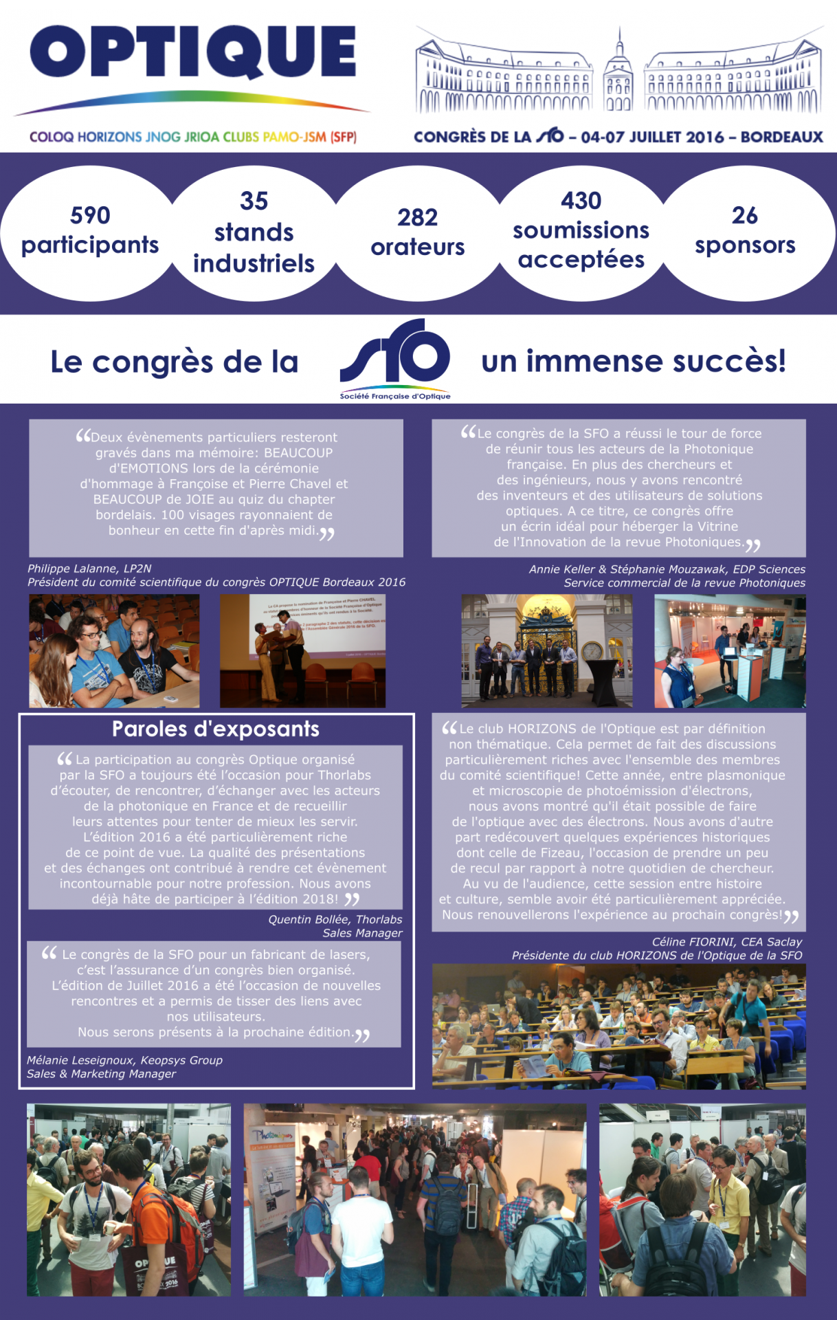 Flyer-Bilan OPTIQUE Bordeaux 2016