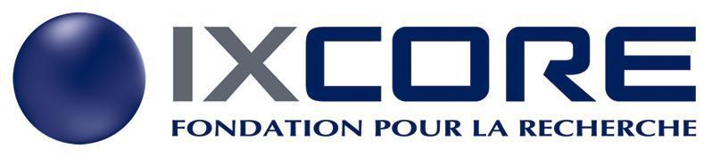 Ixcore fondation
