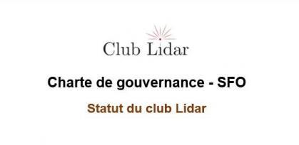 Lidar charte sfo