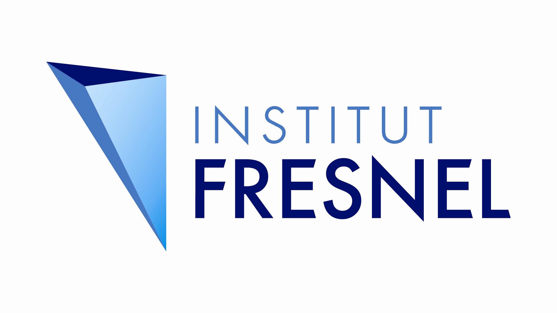 Logo institut fresnel