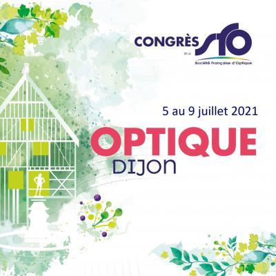 Optique Dijon 2021 - Du 05 au 09 juillet 2021