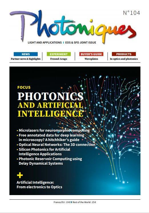 Photoniques 104