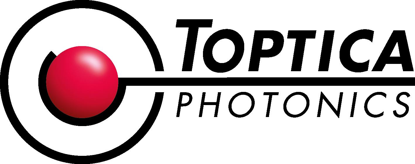 Toptica logo black